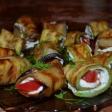 Баклажаны и кабачки с начинкой