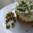 Салатик овощной
