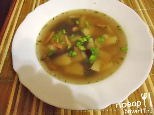Фасолевый суп Простой рецепт