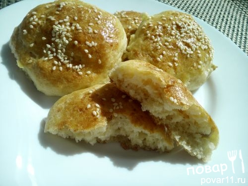 Рецепт булочек из сыра с майораном
