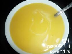 Тыквеный суп-пюре