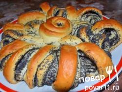 Бабушкина салфетка пирог