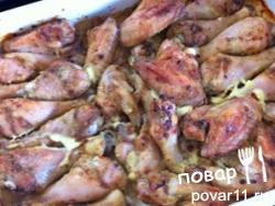 Сметанный соус для курицы